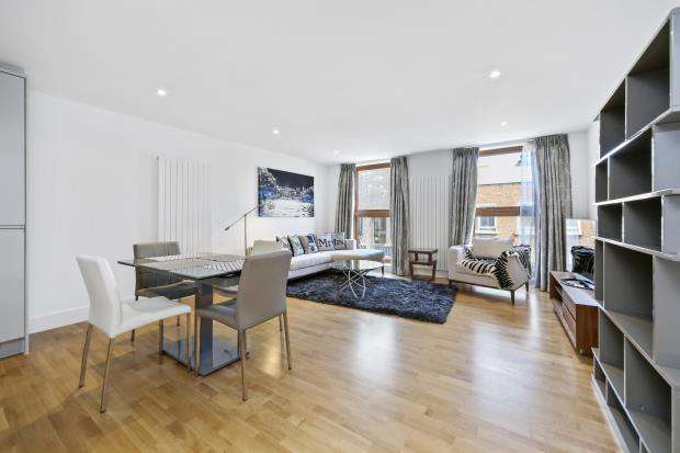 2 Bedrooms Flat for sale in Arlington Road, Camden, London, NW1