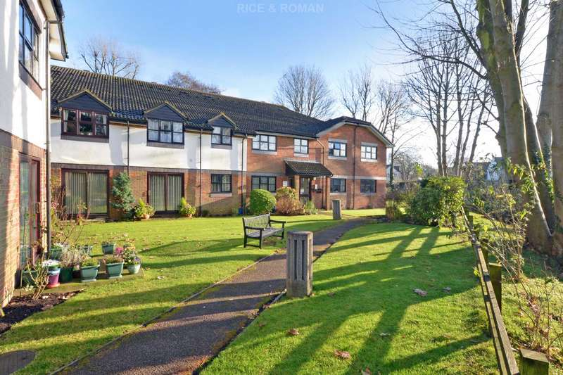 2 Bedrooms Retirement Property for sale in Riverside Housing, Addlestone