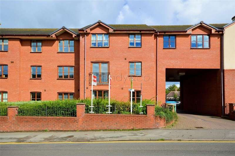 2 Bedrooms Flat for sale in Badgers Court, 94 Hednesford Road, Heath Hayes, Staffordshire