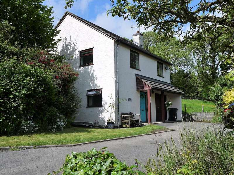 3 Bedrooms Detached House for sale in Clawdd Lane, New Radnor, Presteigne, Powys