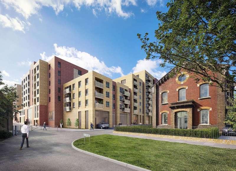 2 Bedrooms Flat for sale in Hornsey, Hornsey, N8