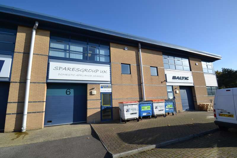 Warehouse Commercial for rent in 6 Compass Point, Ensign Business Park, Ensign Way, Southampton, SO31 4RA