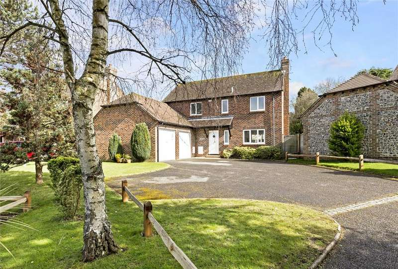 4 Bedrooms Detached House for sale in Selham Close, Chichester, West Sussex