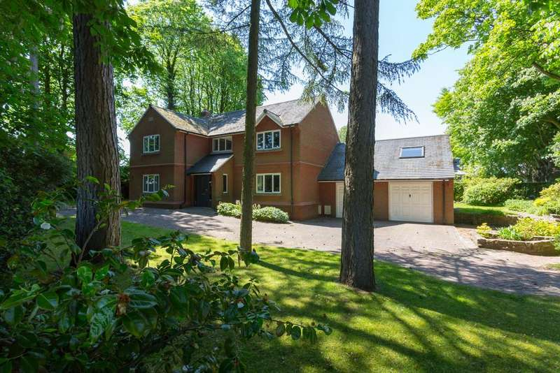 5 Bedrooms Detached House for sale in 242 Bowerham Road, Bowerham, Lancaster LA1 4JG