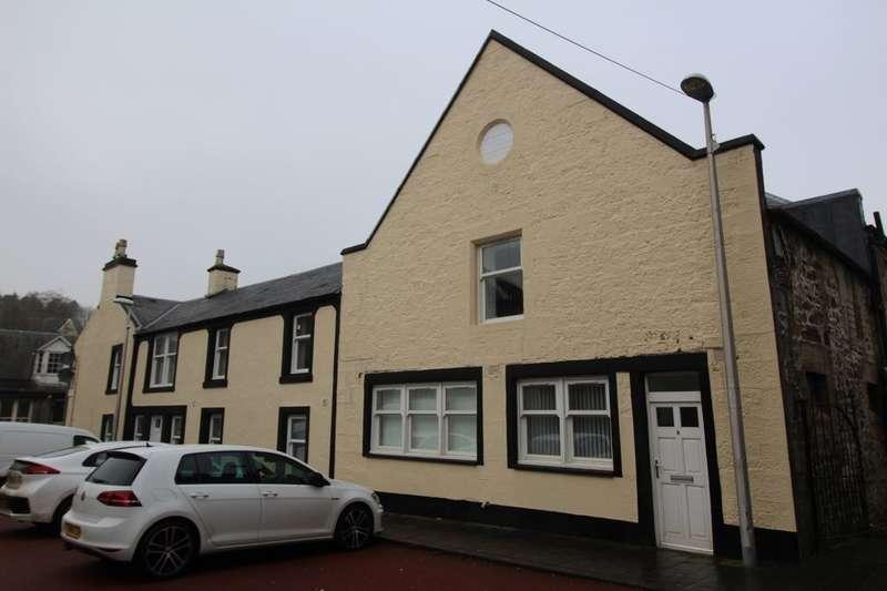 2 Bedrooms Flat for sale in Abbeygreen, Lesmahagow, Lanark, ML11