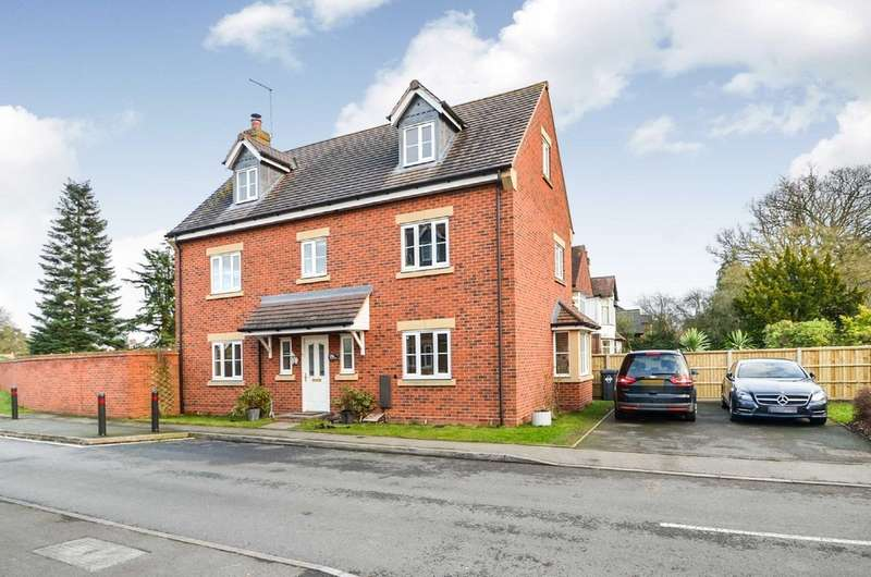 5 Bedrooms Detached House for sale in Balfour Place, Hillmorton, Rugby