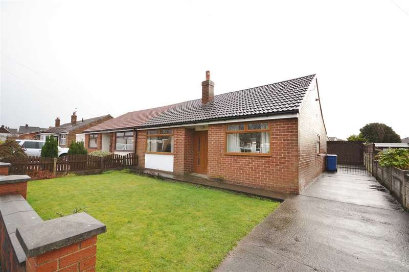 3 Bedrooms Semi Detached Bungalow for sale in Ash Road, Coppull, Chorley