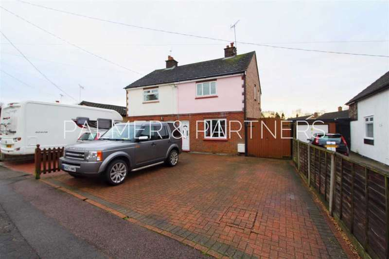 2 Bedrooms Semi Detached House for sale in Dunthorne Road, Colchester