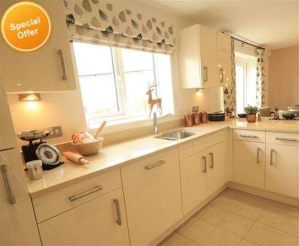 4 Bedrooms Detached House for sale in Brookwood Way, Buckshaw Village