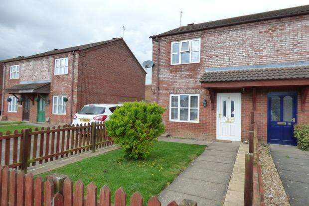 2 Bedrooms Semi Detached House for sale in The Meadows, Skegness, PE25