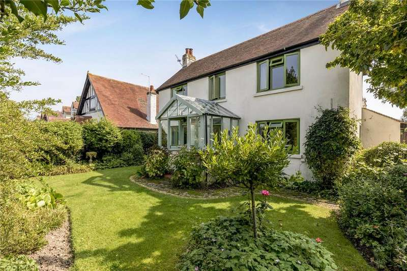 4 Bedrooms Detached House for sale in Downview Road, Barnham, Bognor Regis, West Sussex