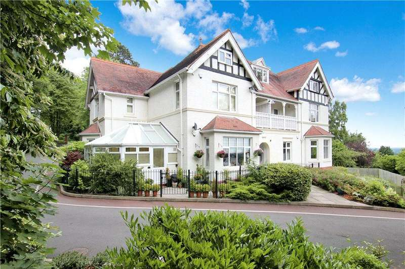 2 Bedrooms Apartment Flat for sale in Holly View Drive, Malvern, Worcestershire, WR14