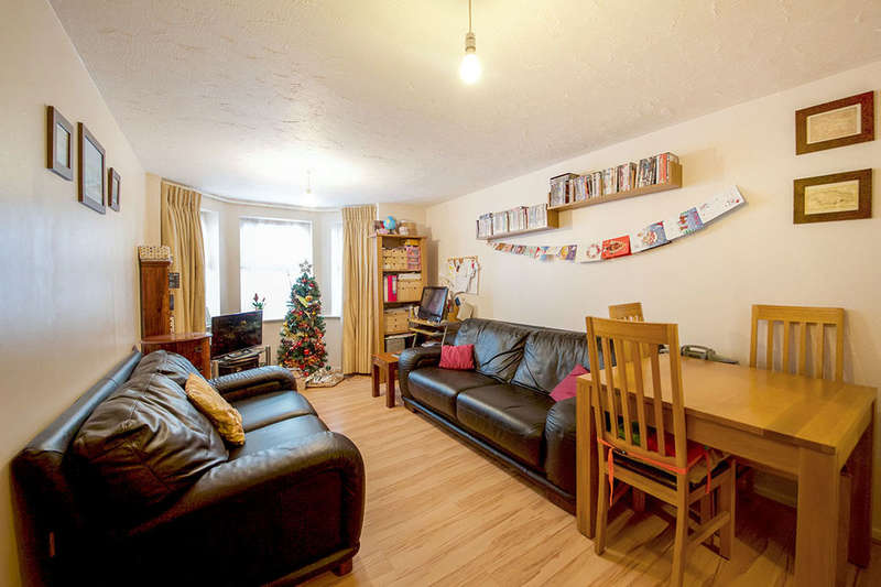 2 Bedrooms Flat for sale in Maryland Park, London, E15
