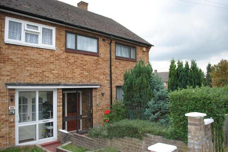 3 Bedrooms End Of Terrace House for rent in Retford Close, Harold Hill
