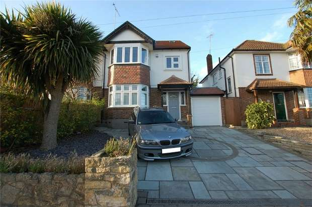 4 Bedrooms Semi Detached House for sale in Hayes Hill Road, BROMLEY, Kent