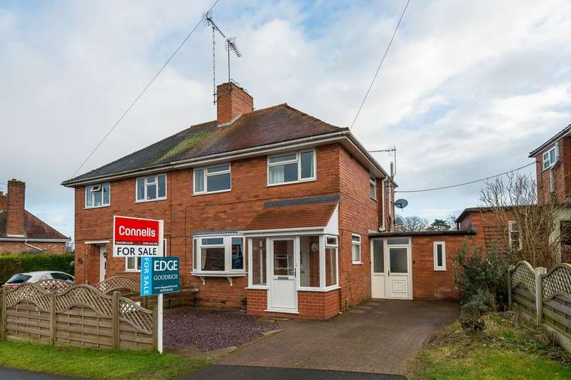 3 Bedrooms Semi Detached House for sale in The Crescent, Eccleshall, Stafford, ST21