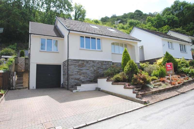 4 Bedrooms Detached Bungalow for sale in Saltmer Close, Ilfracombe