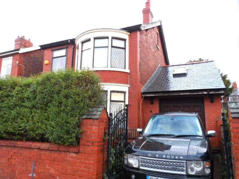 5 Bedrooms Detached House for sale in Dutton Road, BLACKPOOL, FY3 8DH