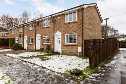 2 Bedrooms End Of Terrace House for sale in Mainscroft, Erskine