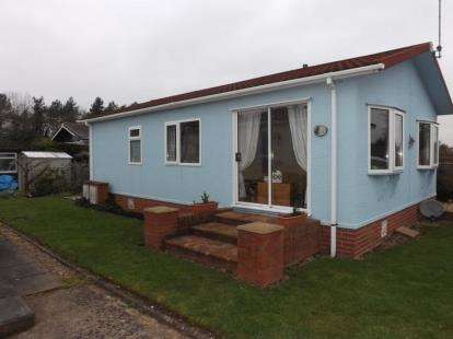 2 Bedrooms Mobile Home for sale in Doverdale Park Homes, Hampton Lovett, Droitwich, Worcestershire