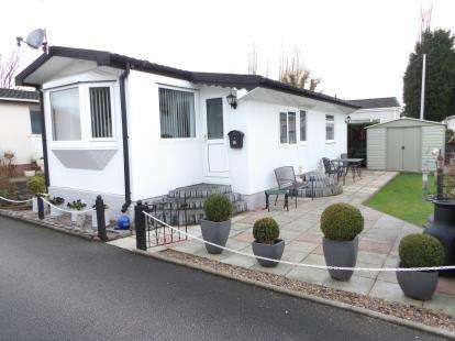 1 Bedroom Mobile Home for sale in Palma Park Homes, Shelley Street, Loughborough, Leicestershire