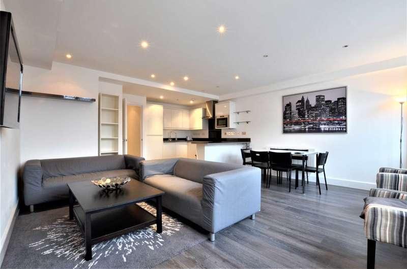 2 Bedrooms Flat for rent in St. Cross Street, London