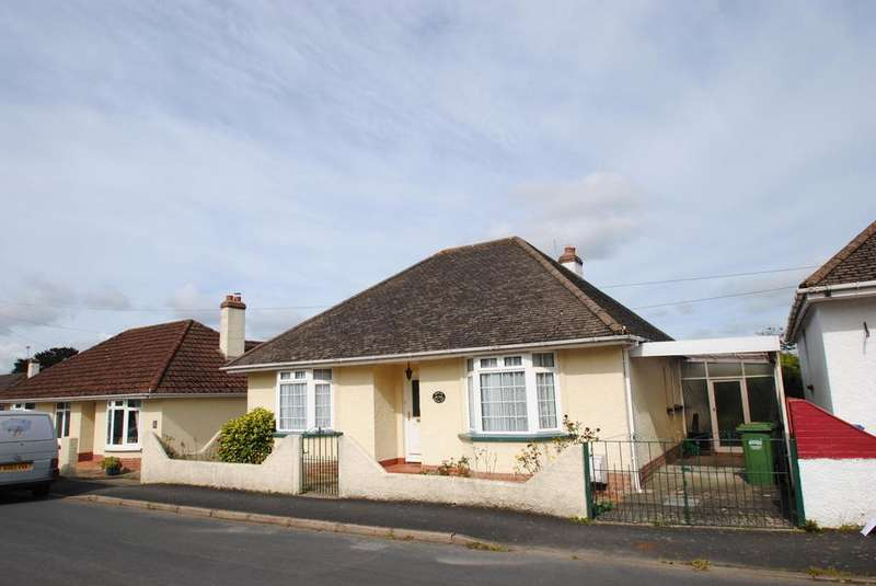 3 Bedrooms Detached Bungalow for sale in Exeter Gate, South Molton