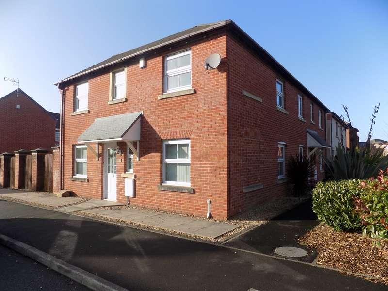 3 Bedrooms Semi Detached House for sale in Highland Drive, Buckshaw Village, Chorley, PR7