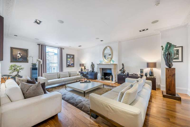 2 Bedrooms Penthouse Flat for sale in Eaton Place, Belgravia, SW1X