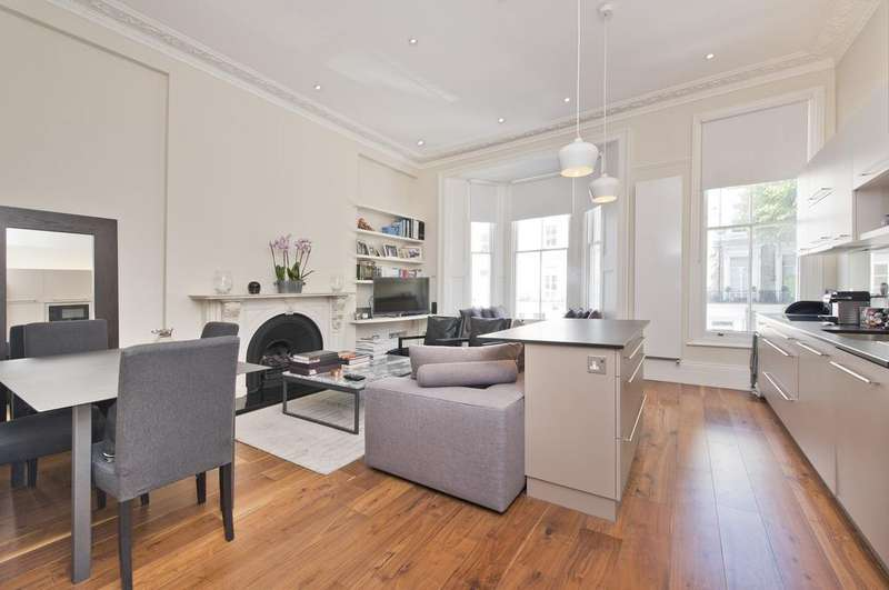 1 Bedroom Flat for sale in Cathcart Road, London. SW10