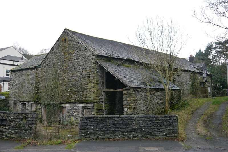 2 Bedrooms Barn Character Property for sale in Banked Barn, Newby Bridge, Ulverston, LA12 8NA