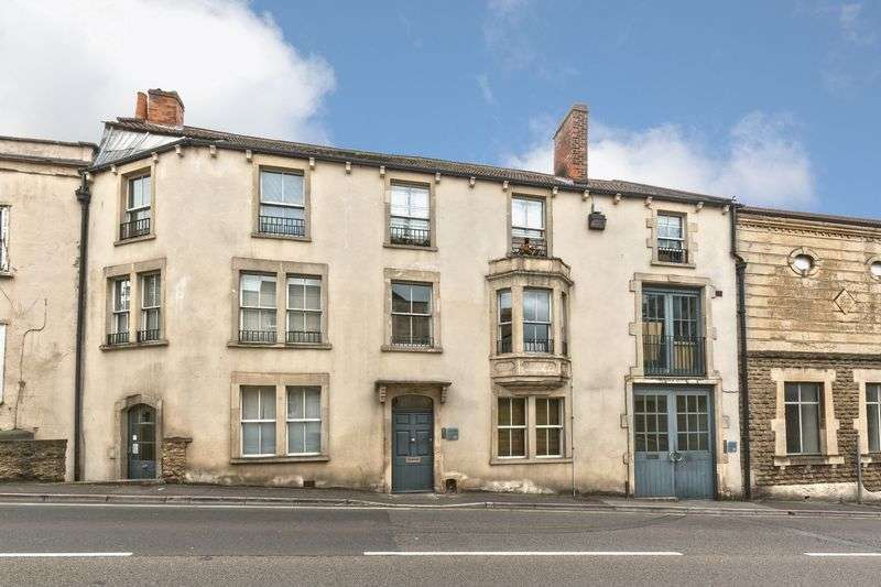 2 Bedrooms Property for sale in North Parade, Frome