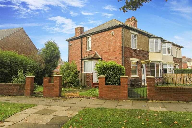 2 Bedrooms Flat for sale in Grosvenor Gardens, Wallsend, Newcastle Upon Tyne