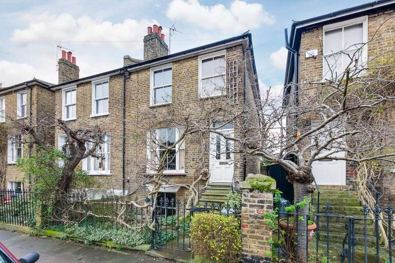3 Bedrooms Semi Detached House for sale in Pentlow Street, Putney, SW15
