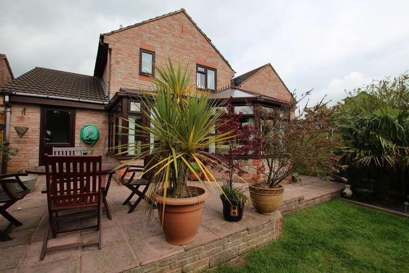 3 Bedrooms Detached House for sale in Cross Farm Road, Draycott