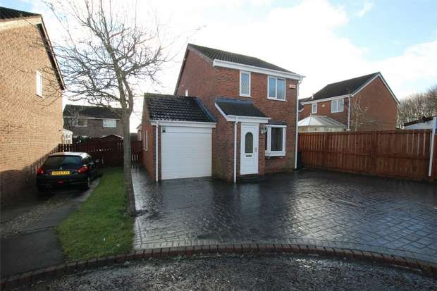 4 Bedrooms Detached House for sale in Apple Close, Newcastle upon Tyne, Tyne and Wear