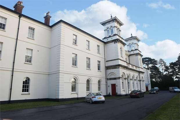 2 Bedrooms Flat for sale in Royal Victoria Country Park, Netley Abbey, Southampton, Hampshire