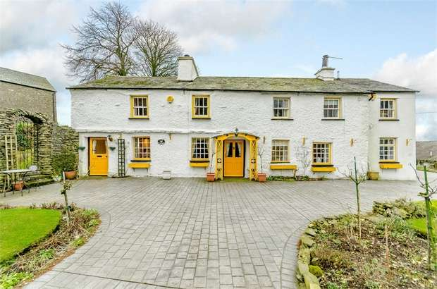 4 Bedrooms Cottage House for sale in New Hutton, Kendal, Cumbria