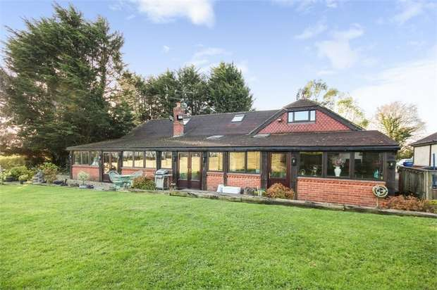 4 Bedrooms Detached House for sale in Stock Road, Stock, Ingatestone, Essex