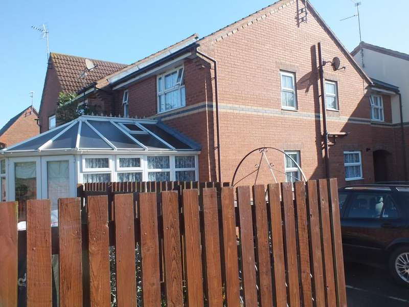 3 Bedrooms End Of Terrace House for sale in Patriot Close, Spalding