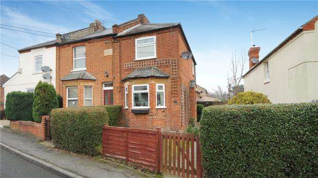 3 Bedrooms Semi Detached House for sale in Victoria Road, Ascot, Berkshire