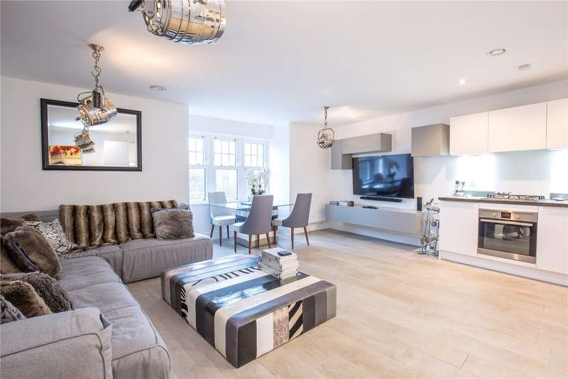 2 Bedrooms Apartment Flat for sale in Palmerstone Court, 2 Rosebery Place, Mill Hill, London, NW7