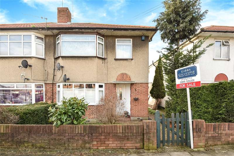 2 Bedrooms Maisonette Flat for sale in West End Road, Ruislip, Middlesex, HA4