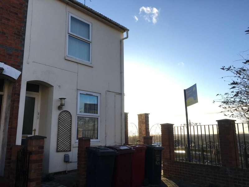 1 Bedroom Flat for sale in Edgehill Street, Reading