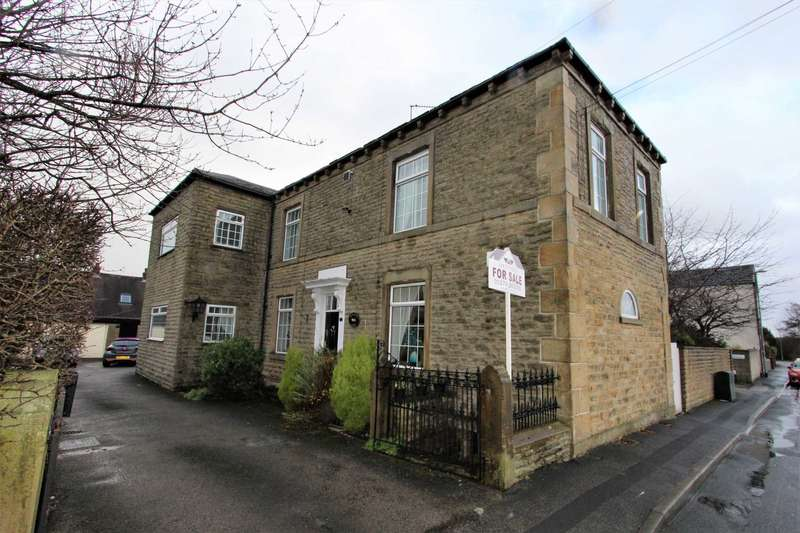4 Bedrooms Detached House for sale in Birstall Lane, Drighlington