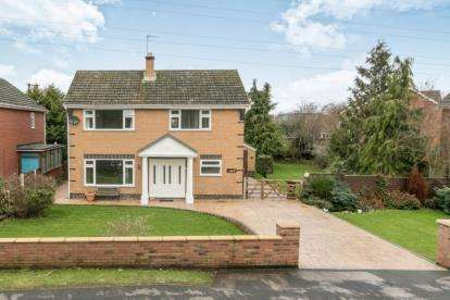 4 Bedrooms Detached House for sale in Wood Lane, Hawarden, Deeside, Flintshire, CH5