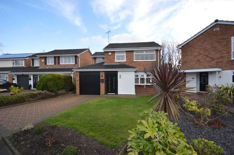 4 Bedrooms Detached House for sale in Morello Drive, Spital