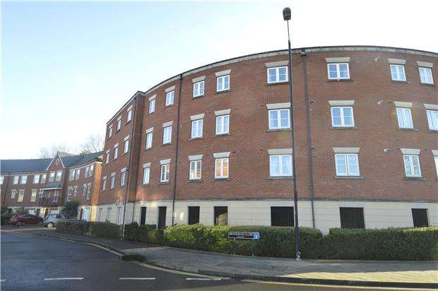 1 Bedroom Flat for sale in Brookbank Close, CHELTENHAM, Gloucestershire, GL50 3NA