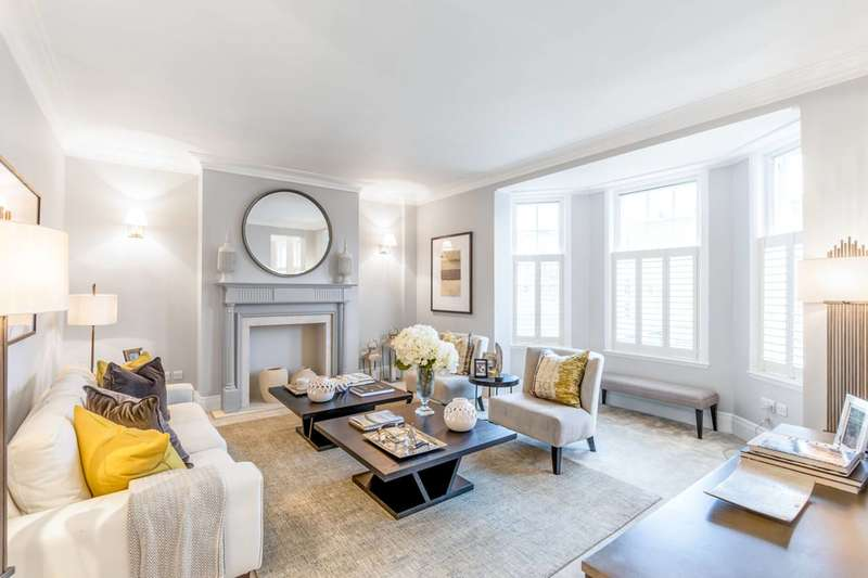 3 Bedrooms Flat for sale in Onslow Square, South Kensington, SW7