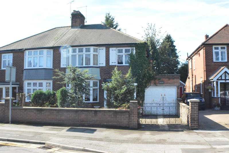 3 Bedrooms Semi Detached House for sale in Chesterfield Road North, Mansfield